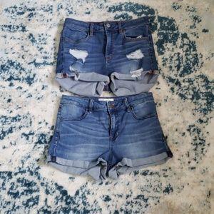 Pacsun shorts bundle